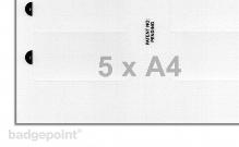 Druckbogen Folie 38