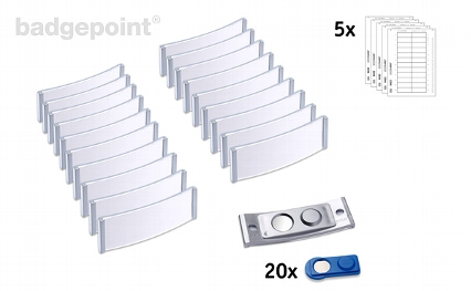 polar® 20 - Komplettset