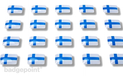 "Flaggensticker ""Finnland"""