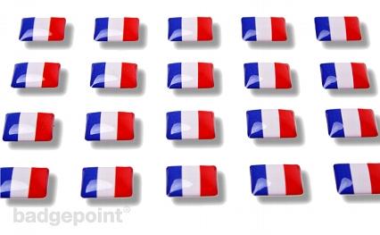 """Flaggensticker """"Frankreich"""""""