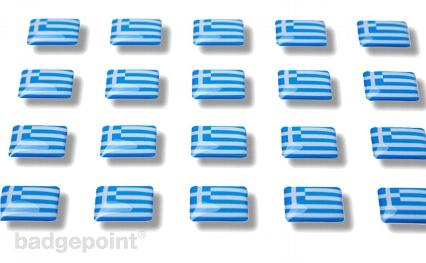 """Flaggensticker """"Griechenland"""""""