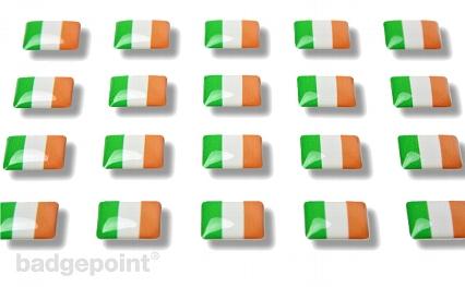 """Flaggensticker """"Irland"""""""
